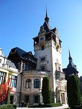 Peles kastély, Fotó: Cristian Laubach