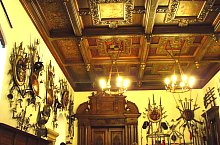 Peles castle, The theater, Photo: Mihai Miduș
