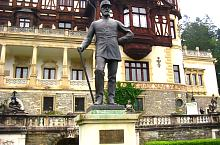 Peles castle, Carol I., Photo: Mădălina Doru