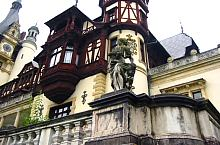 Peles castle, Photo: Radu Bogdan Rusu