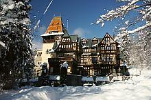 Pelisor castle, Photo: Ion Voicu