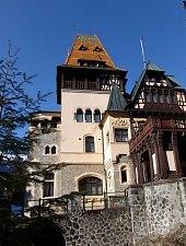 Castelul Pelișor, Foto: Mircea Vâlcu