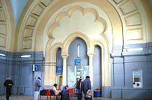 Királyi állomás, I.Carol, Fotó: Cătălin Nenciu
