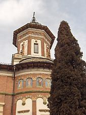 The Great Curch tower, Photo: pr. Mihail Nagy