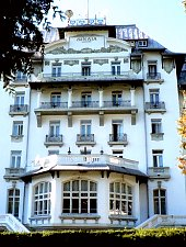 The Palace Hotel, Sinaia·, Photo: Cristina Balaci