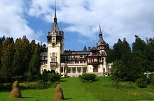 Sinaia, Photo: Dan Mazilu