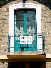 Vlahuta vila, Sinaia., Fotó: Daniel Tudor