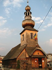 Wooden Church, Târgu Mureș·, Photo: Gyerkó Ferenc
