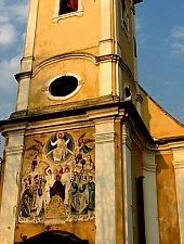 Biserica de piatra, Targu Mures, Foto: Gyerkó Ferenc