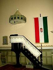 Unitárius templom, Marosvásárhely., Fotó: Gyerkó Ferenc