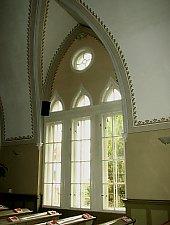 Biserica unitariana, Targu Mures, Foto: Gyerkó Ferenc