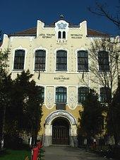 Bolyai-Farkas High School, Târgu Mureș·