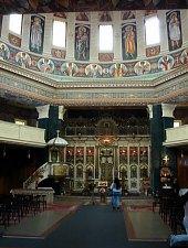 Catedrala mica, Targu Mures, Foto: Biserica mică