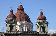 Görög katolikus templom, Marosvásárhely., Fotó: Andrei Popa