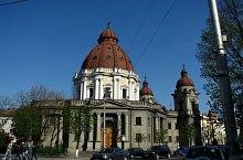 Görög katolikus templom, Marosvásárhely., Fotó: Gyerkó Ferenc