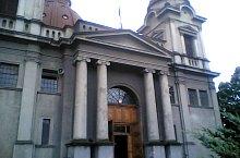 Görög katolikus templom, Marosvásárhely., Fotó: wikipedia