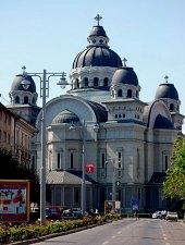 Catedrala ortodoxa, Targu Mures, Foto: Daniel Alex Florea
