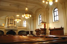 Biserica mică reformată, Foto: Gyerkó Ferenc