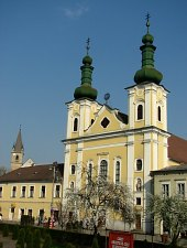 Biserica romano-catolica, Targu Mures, Foto: Gyerkó Ferenc