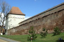 Cetatea Medievala, Targu Mures, Foto: Benkő József