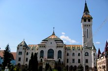 Administration Palace, Târgu Mureș·, Photo: Takács Tibor
