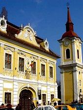 Palatul  Toldalagi, Targu Mures, Foto: Mircea Mihai