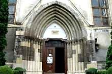 Biserica reformata, Targu Mures