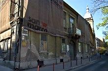 Casa cu axa de fier, Timisoara, Foto: Eugen Uidumac