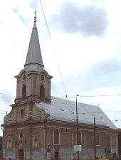 Józsefvárosi római katolikus templom, Temesvár., Fotó: Római katolikus püspökség