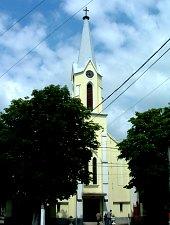 Mehala negyedi római katolikus templom, Temesvár., Fotó: Római katolikus püspökség