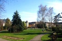 Botanikus park, Temesvár., Fotó: Marian Ghibu