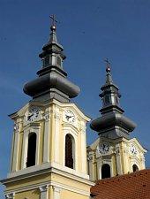 The Serb Cathedral, Timișoara·, Photo: Nestorovici Iota diaconus