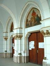 Az erzsébetvárosi római katolikus templom, Temesvár., Fotó: Római katolikus püspökség