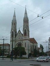 Biserica Preasfântă Inimă a lui Isus, Foto: Episcopia Romano-catolică