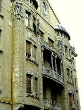 Löffler palace, Timișoara·, Photo: Mircea Vâlcu