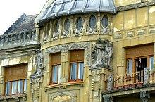 Löffler palota, Temesvár., Fotó: Marian Ghibu