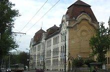 Liceul Piarist, Timisoara, Foto: Niculina Olaru