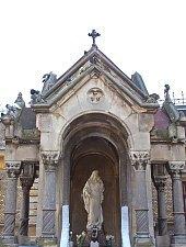 Szűz Mária emlékműve, Temesvár., Fotó: Iulian Maiorescu
