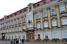The Art museum, Timișoara·, Photo: Georgiana Coroviță