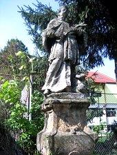 Statuia Sf. Ioan Nepomuk, Timisoara, Foto: Niculina Olaru