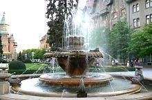 Halas szökőkút, Temesvár., Fotó: Marian Ghibu