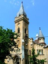 Biserica Piariștilor Înălțarea Sfintei Cruci, Foto: Marian Ghibu