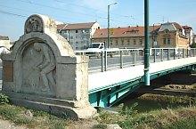 Mihai Viteazul híd, Temesvár., Fotó: Sergiu Stefanov