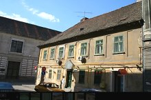 Casa Printului Eugeniu de Savoia, Timisoara, Foto: Iulian Maiorescu