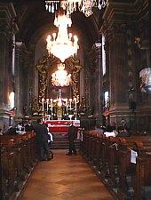 Biserica Sfanta Ecaterina, Timisoara, Foto: sr. Letiția Olah