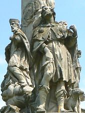 Statuia Sfanta Treime sau Statuia de ciuma, Timisoara, Foto: Marian Ghibu