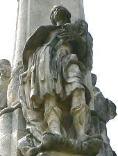Sfânta Treime or the Plague Statue, Timișoara·, Photo: Marian Ghibu