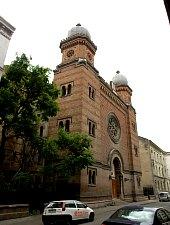 Sinagoga Cetate, Timisoara, Foto: Sergiu Stefanov
