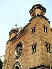 Sinagoga Cetate, Timisoara, Foto: Ovidiu Nicorici