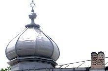 A józsefvárosi zsinagóga, Temesvár., Fotó: Ovidiu Nicorici